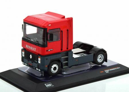Macheta auto cap tractor Renault Magnum AE420TI, scara 1:43 [0]