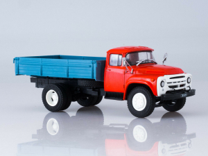 Macheta camion ZIL 138, scara 1:430