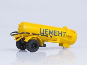 Macheta semiremorca cimentruc TC-4, scara 1:432