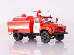 Macheta autospeciala pompieri AP-3 (ZIL 130) scara 1:430
