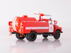 Macheta autospeciala pompieri AP-3 (ZIL 130) scara 1:432