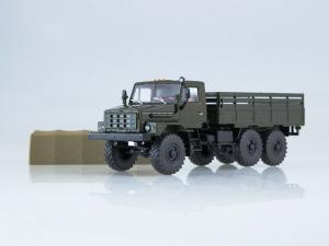 Macheta camion cu prelata Ural 4322, scara 1:43 [3]