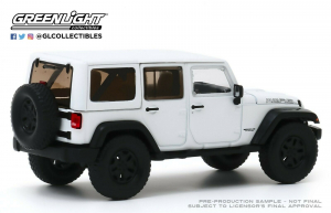 Macheta auto Jeep Wrangler Unlimited 2013 Moab Edition, scara 1:431