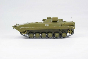 Macheta transportor blindat rusesc PRP-4, scara 1:431