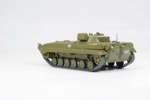 Macheta transportor blindat rusesc PRP-4, scara 1:432