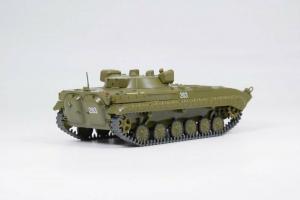 Macheta transportor blindat rusesc PRP-4, scara 1:433