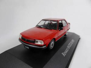 Macheta auto Renault 18 gtx, scara 1:431