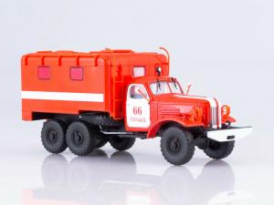 Macheta autospeciala pompieri AR-2 (ZIL 157K) scara 1:431