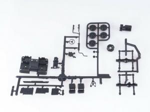 Kit macheta duba pentru persoane GAZ-66, scara 1:434