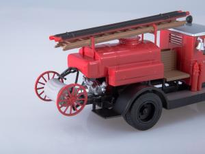 Macheta autospeciala pompieri PMZ-2 (ZIS 5) scara 1:43 [4]