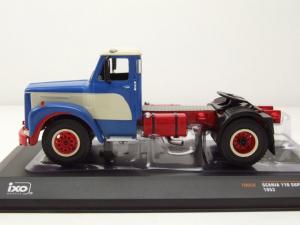 Macheta auto cap tractor Scania Vabis 110 Super, scara 1:432
