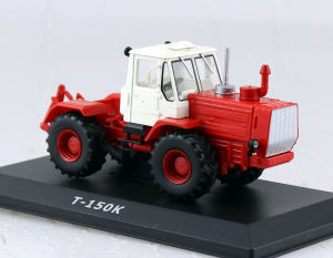 Macheta tractor T-150K Ucraina, scara 1:430