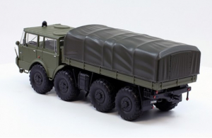 Macheta remorcher Tatra 813 Kolos 8x8, scara 1:43 [2]