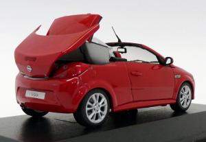 Macheta Opel Tigra Twintop, scara 1:431