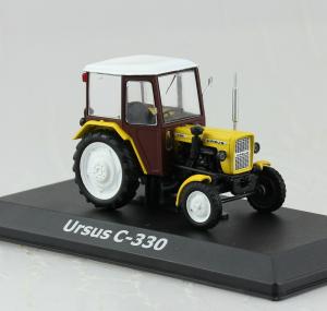 Macheta tractor Ursus C-330, Polonia, scara 1:430