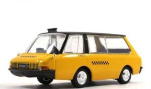 Macheta auto taxi Vinite PT, scara 1:430