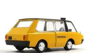 Macheta auto taxi Vinite PT, scara 1:431