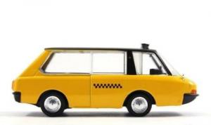 Macheta auto taxi Vinite PT, scara 1:432