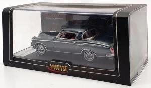 Macheta auto Mercedes 220SE Coupe 1959, scara 1:432