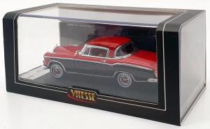 Macheta auto Mercedes 220SE Coupe 1959, scara 1:43 [2]