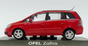 Macheta Opel Zafira B, scara 1:432