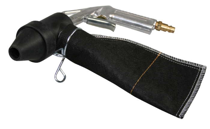 Pistolul pentru sablat cu saculet SW-Stahl 25065L 4 duza ø 15.0 mm 1