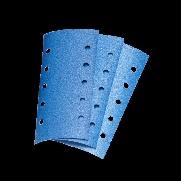 Hartie abraziva Colad pe uscat (10 gauri) velcro 115 x 230 mm 0