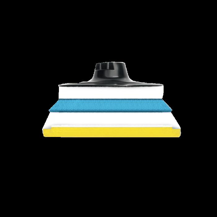 Interfata Velcro pentru burete Clean Ø 115 mm 0