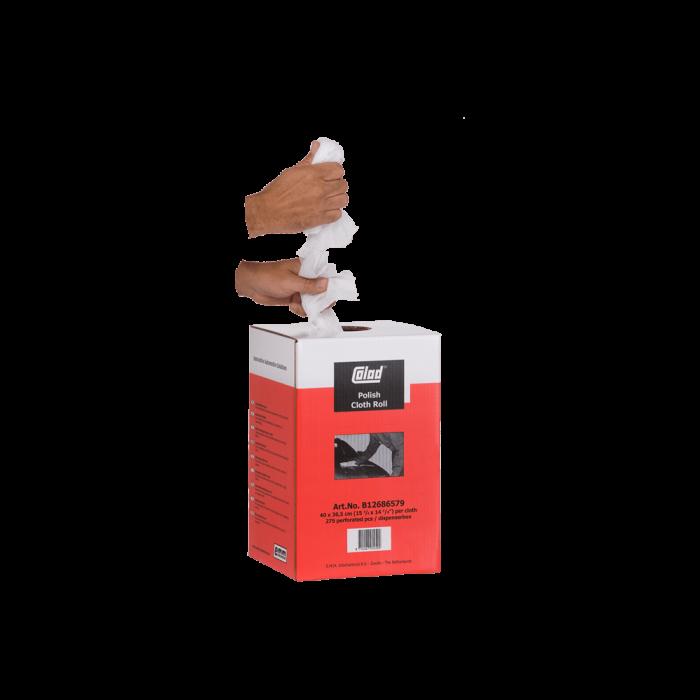 Lavete polishat 40 x 36.5 cm cutie 275 bucati 0