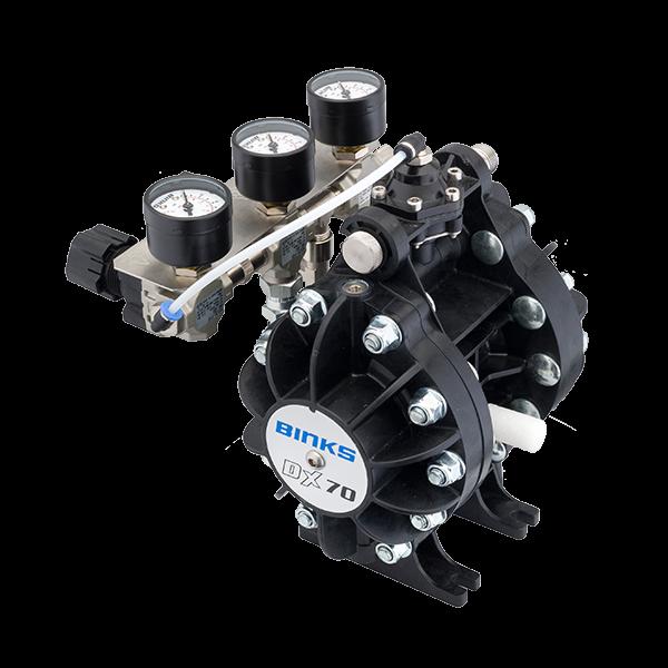 Binks DX70 1:1 ratio pompa cu diafragma 0