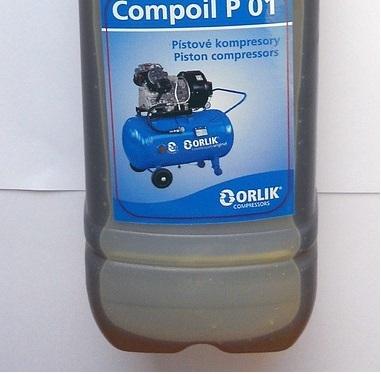Ulei compresore cu piston 1 litru Orlik P 01 0