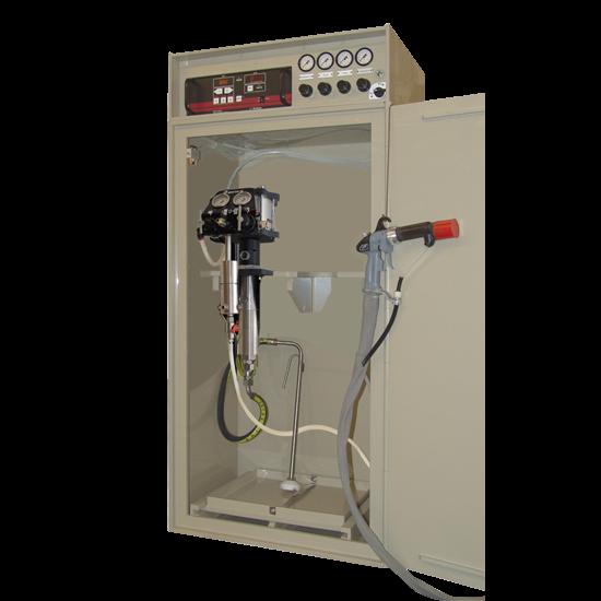 Ransburg Aquapack Pachet vopsire electrostatica vopsea pe baza de apa [0]