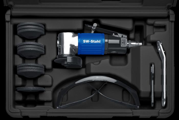 Polizor unghiular SW-Stahl S3294 pe aer Ø 50 mm 0