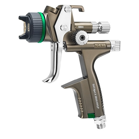 Pistol de vopsit SATAjet® X 5500 HVLP pentru vopsea RPS (fara cana) duză tip O [0]