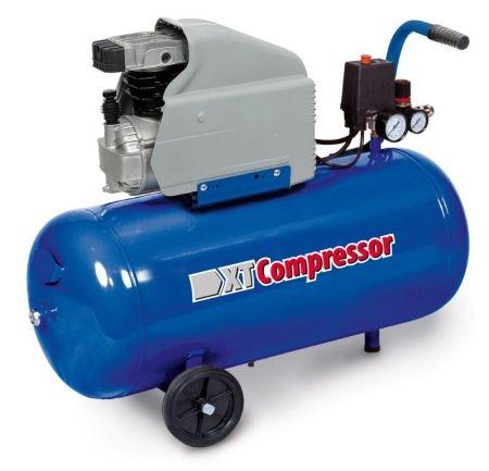Compresor aer cu piston lubrifiat 50 litri XT Tools 0