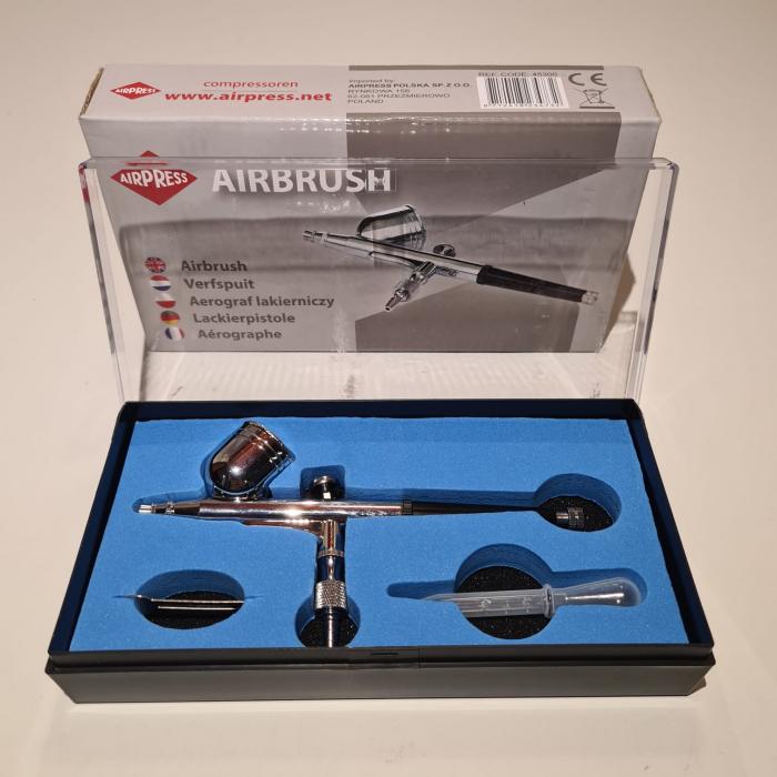 Aerograf, Airpress 45300, duza 0.3 mm, consum aer 10 l/min [2]
