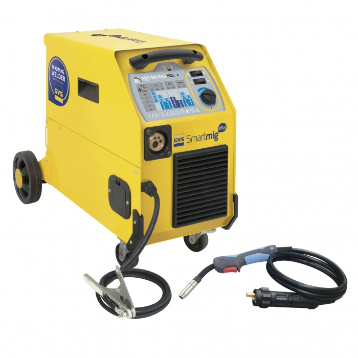 Aparat de sudura GYS 033160 Smart MIG, tehnologie MIG - MAG 160 Amperi [0]