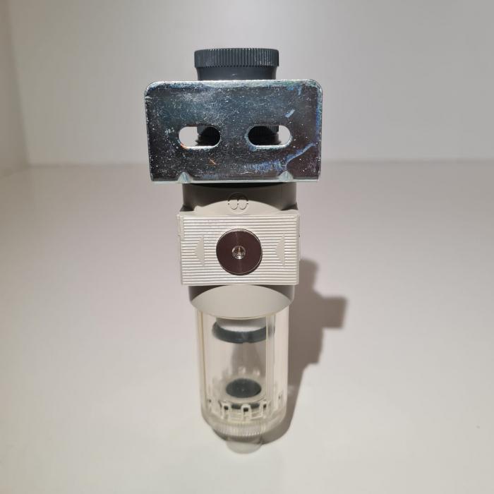 Baterie filtrare aer comprimat, MW A100, filtrare aer vopsitorie cu regulator, baterie 1 filtru, pana la 20 microni, debit 600 l/min [4]