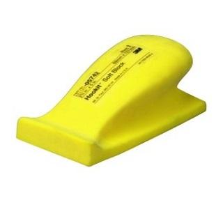 Bloc de slefuit manual 3M™ 5742 Hookit fara aspirare 70mm x 127mm 0