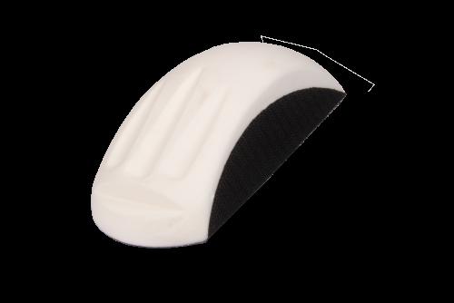 Bloc de slefuit manual SAB 01 maner ergonomic pentru discuri de ø 150mm 0