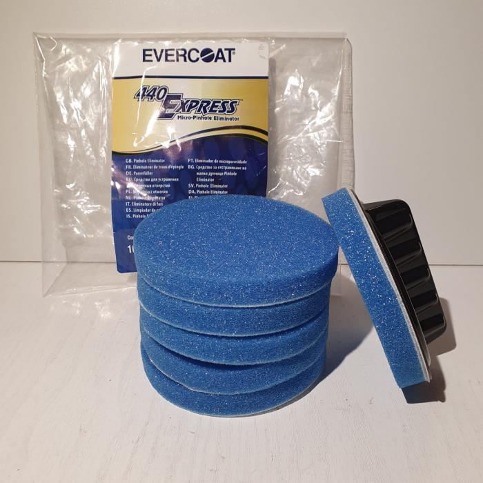 Burete cu suport pentru aplicat sealent, Evercoat® 104439, recomandat pentru aplicat chitul lichid 440 Express 2