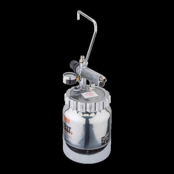 Rezervor vopsea presiune joasa DeVilbiss KBII 2.3 litri 0