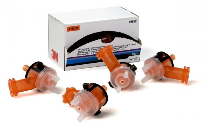 Cap atomizare 3M™ Accuspray™ PPS™ Series 2.0, set 4 capete de atomizare 0