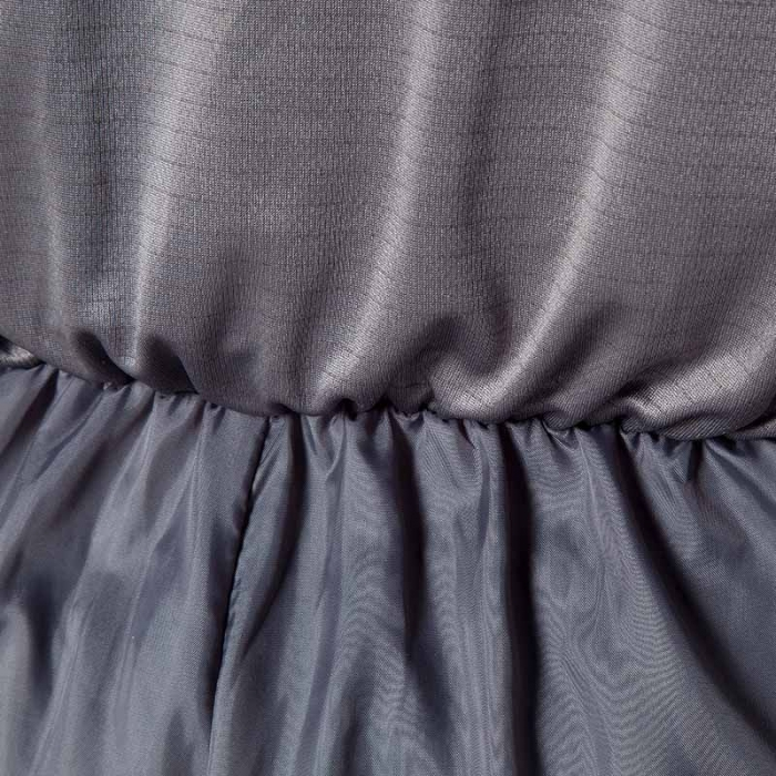 Combinezon protectie reutilizabil, Colad 5200xx BodyGuard® Premium comfort, culoare gri, cu gluga, material antistatic [5]