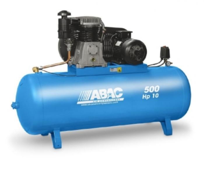 Compresor aer cu piston lubrifiat 500 litri ABAC 0