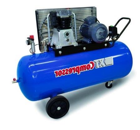 Compresor aer cu piston uscat 270 litri XT Tools 0