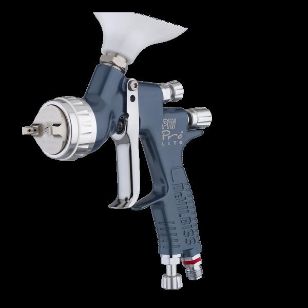 Pistol de vopsit DeVilbiss PRi Pro Lite, cupa plastic 560 ml, consum aer 300 l/min 4