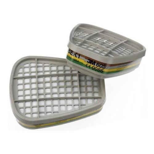 Filtre pentru masca 3M™ 6059 protectie ABEK, pentru vapori organici si amoniac (set 2 filtre) 0