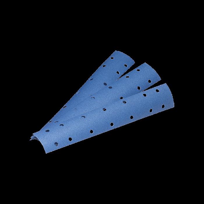 Hartie abraziva Colad pe uscat (14 gauri) velcro 70 x 419 mm [0]