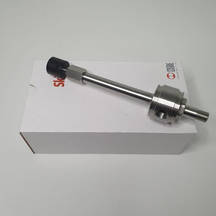 Incalzitor / racitor aer, MW Italia AIR, pentru incalzirea ori racirea aerului comprimat inaite de vopsire [5]